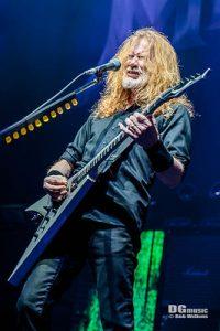 Megadeth, Five Finger Death Punch
